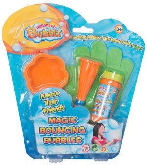 Billionz of Bubblz - Magic Bouncing Bubbles
